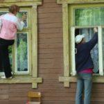 Как отремонтировать старое деревянное окно своими руками
