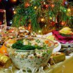 Салаты на новый 2017 год - рецепты с фото простые и вкусные