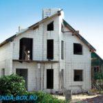 Дома из пенополистирольных блоков — плюсы и минусы «термодома»