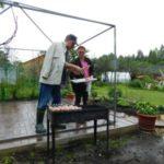 Что можно посеять в конце июля на огороде в Подмосковье
