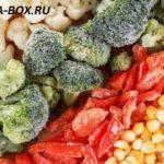 Как правильно заморозить овощи, фрукты, ягоды и грибы в домашних условиях