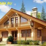 На что обратить внимание при постройке каркасного дома и дома из бруса