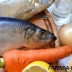 Тушеная селедка с луком и морковкой – самый простой и быстрый рецепт
