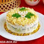 Как приготовить салат «Минутный», который уже обошел Шубу и Оливье