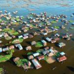 Африканская Венеция: Город-озеро Ганвье