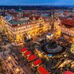 Большой фольклорный фестиваль в Праге