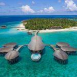 10 красивых островных курортов на Мальдивах