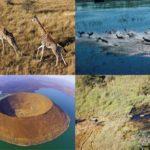 Африка с высоты птичьего полета