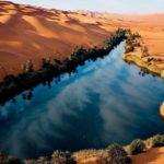 Сказочный оазис в африканской пустыне: озера Убари